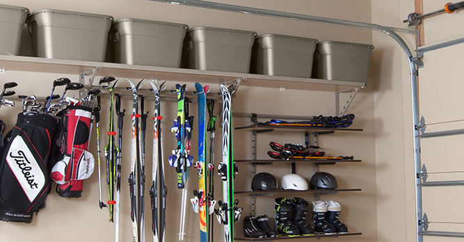 Garage Shelving Long Island